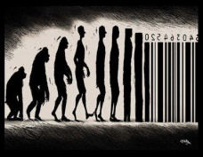 evolution of humanity